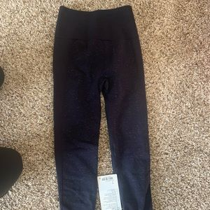 Lululemon Free to flow tights. NWT